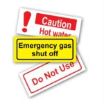 Heating Industry Signs