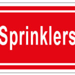 Sprinklers