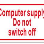Computer Supply