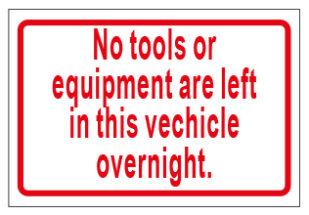 No Tools Or....