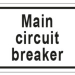 Main Circuit Breaker