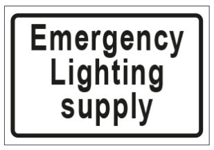 Emergency Lighting Supply