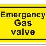 Emergency Gas Valve