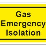 Gas Emergency Isolation