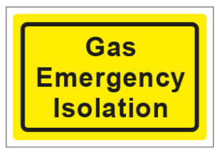 Gas Emergency Isolation