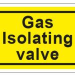 Gas Isolating Valve