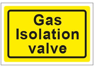 Gas Isolation Valve
