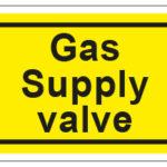 Gas Supply Valve