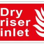 Dry Riser Inlet