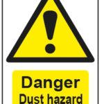 Danger Dust Hazard