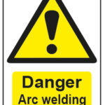 Danger Arc Welding
