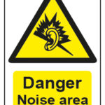 Danger Noise Area