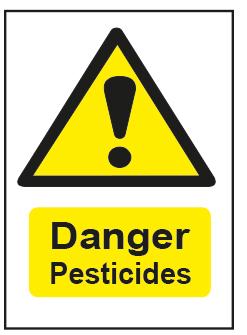Danger Pesticides