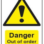Danger Out Of Order