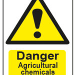 Danger Agricultural Chemicals
