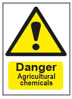 Danger Agricultural Chemicals
