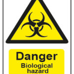 Danger Biological Hazard