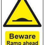 Beware Ramp Ahead