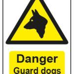 Danger Guard Dogs