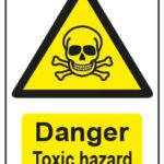 Danger Toxic Hazard