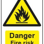Danger Fire Risk