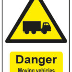 Danger Moving Vehicles