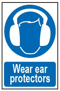 Wear Ear Protectors