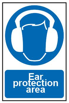 Ear Protection Area