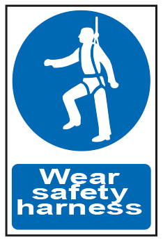 Wear Safety Harness