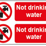 Not Drinking Water x2