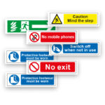 Mini Warning Signs