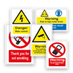 General Health & Safety Signs